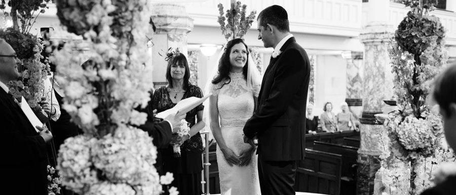 Kim & David's Wedding